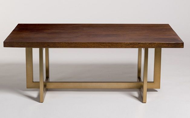 Alder and Tweed Manhattan Coffee Table