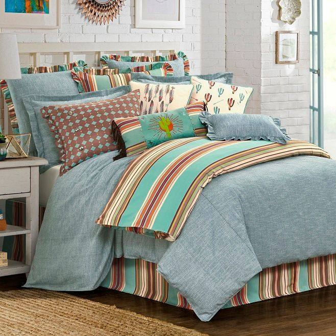 Chambray Bed Sete