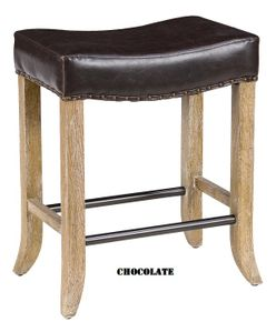 Classic Home Camille Backless Bar Stool