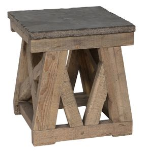 Classic Home Marbella End Table
