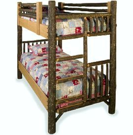 Old Hickory Classic Bunk Bed