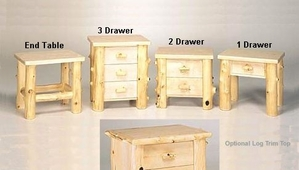 End Table - 1 Drawer