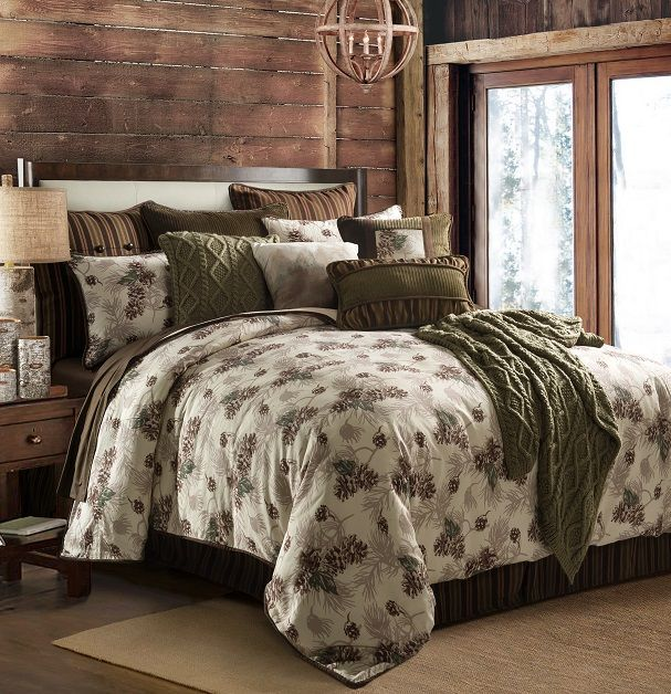 Forest Pine Bed Set