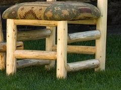 Frontier Log Furniture Finishes