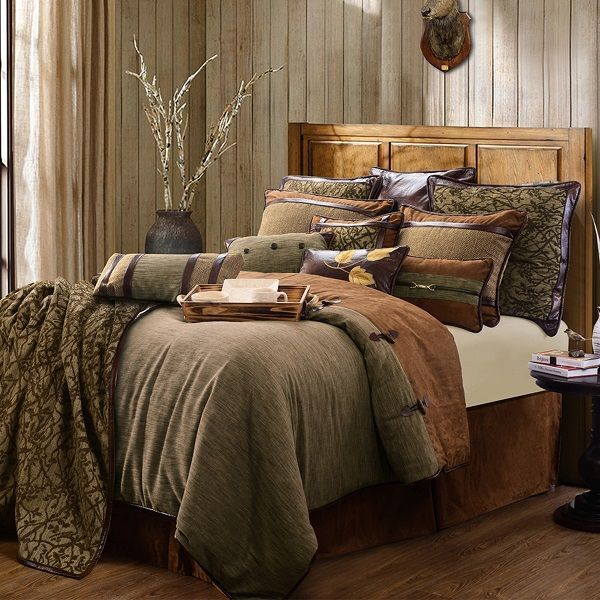 Highland Lodge Bed Set