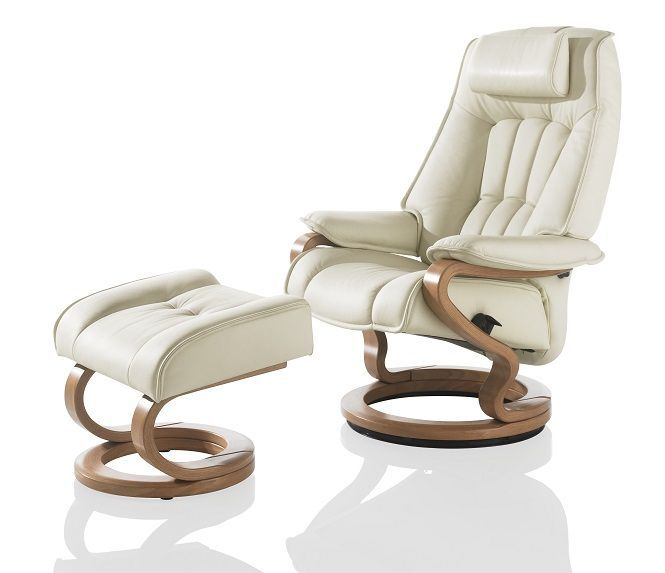 Awesome Himolla Elbe Recliner With Footstool Caraccident5 Cool Chair Designs And Ideas Caraccident5Info