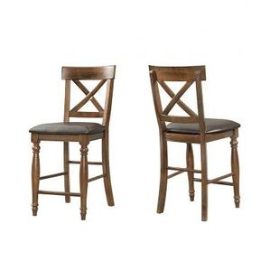 Intercon Kingston X-Back Counter Stool