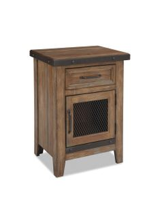 Intercon Taos One-Drawer Nightstand