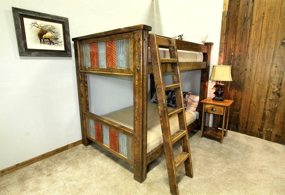 Little Chief Mountain Bunk Bed