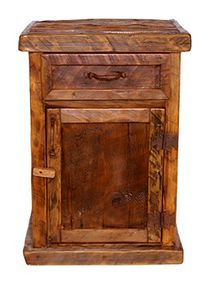 Montana Ranch Old Fashioned Nightstand