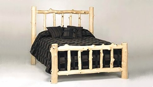 Natural Style Bed