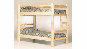 Natural Style Bunk Bed