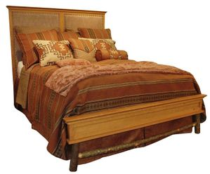 Old Hickory Calistoga Bed-CalKing