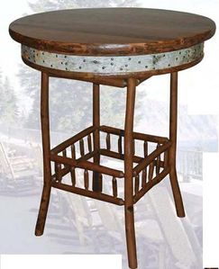 Old Hickory Catskill Valley Table-42