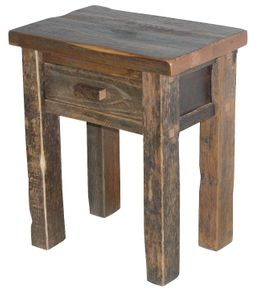 Old Timber Nightstand
