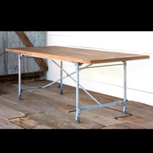 Park Hill Scaffold Table