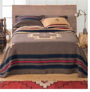 Pendleton Shelter Bay Bed Set