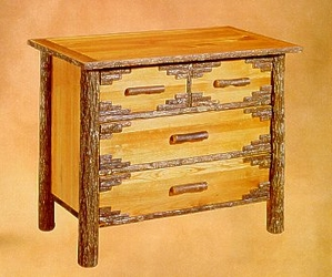 Phoenix Bachelor Chest/Nightstand