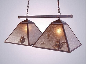 Pinecone Double Game Light