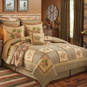 Pineview Quilt Set