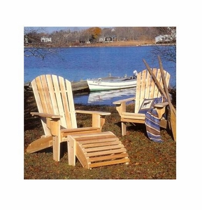 Rustic Cedar Log Furniture - Indoor & Outdoor Log Furniture