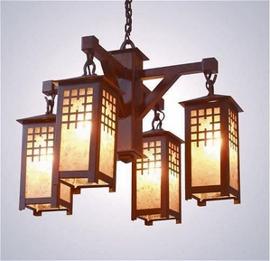 San Marcos Chandelier - Small