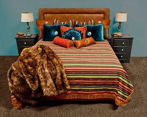 Shades of the West Bedding Set
