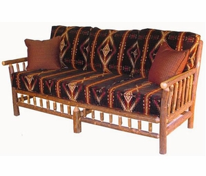 Rustic Love Seats and Sofas from Old Hickory - Lodge Craft
