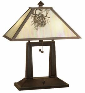 American Made Rustic Table Lamps Lodge Style Table Lamps