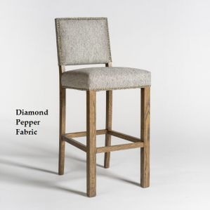 Weston Counter/Bar Stool with Fabric Upholstery