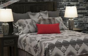 Wooded River Geronimo Haze Bed Set