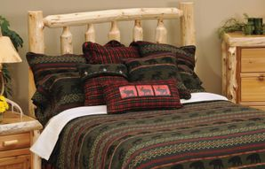 Wooded River McWoods I Bed Set