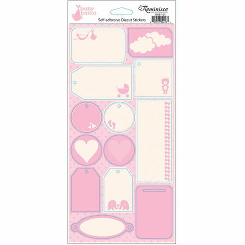 Baby Basic Girl Pack of 12