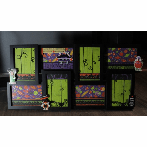 My Little Monster Craft Project