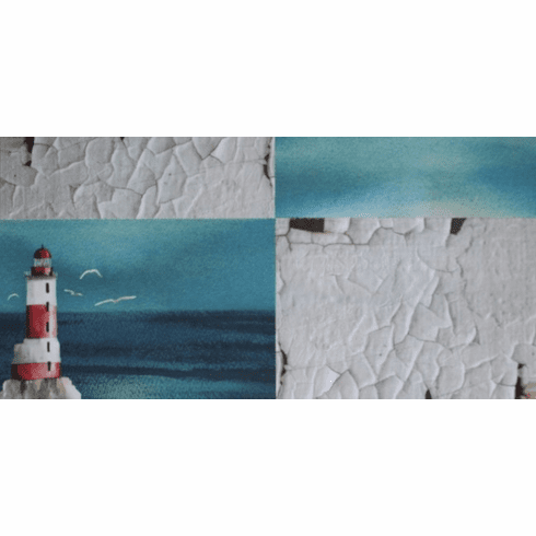 Stitched Lighthouse
