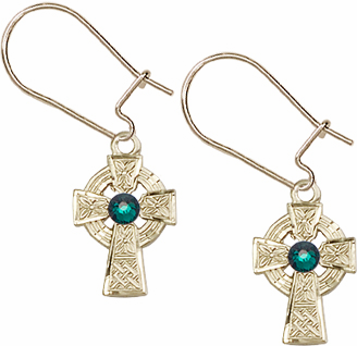 Bliss Manufacturing Christian Earrings
