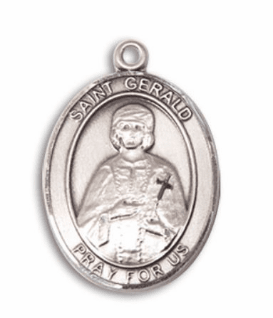 St Gerald of Aurillac Jewelry and Gifts