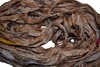 10 Yards Sari SILK Ribbon Brown