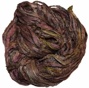 10 Yards Sari SILK Ribbon Brown Shade