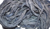 10 Yards Sari SILK Ribbon Denim