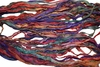 10 Yards Sari SILK Ribbon Fiesta Time
