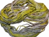 10 Yards Sari SILK Ribbon Goldenrod