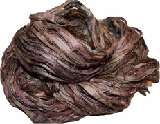 10 Yards Sari SILK Ribbon Peanut