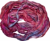10 Yards Sari SILK Ribbon Pink Blue