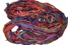 10 Yards Sari SILK Ribbon Summer Fire