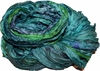 10 Yards Sari SILK Ribbon Teal