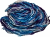 100g Banana Silk Yarn Blue Sky Mix