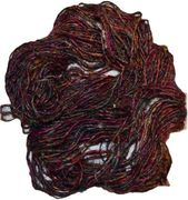 100g Himalayan SILK Yarn Brown Multi