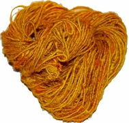 100g Himalayan SILK Yarn Gold