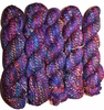 100g Mulberry SILK Luxury Yarn Purple